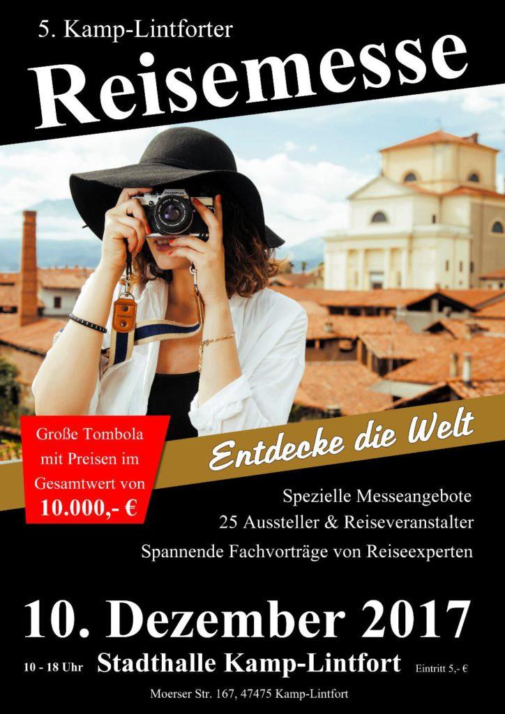 Kamp-Lintforter Reisemesse